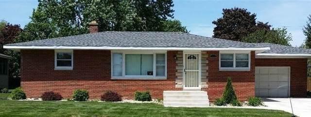5434 Madison, Merrillville, IN 46410 (MLS #484632) :: McCormick Real Estate