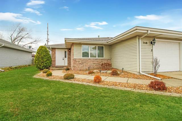 748 N Forest Avenue, Griffith, IN 46319 (MLS #484737) :: McCormick Real Estate