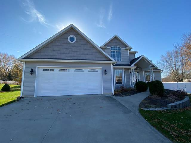204 Evergreen Drive, Plymouth, IN 46563 (MLS #484749) :: McCormick Real Estate