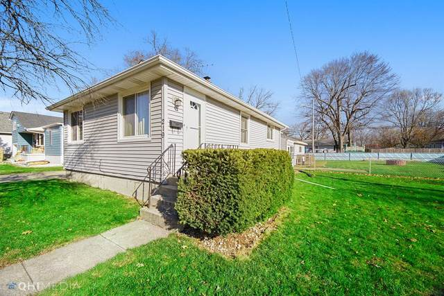 219 N Wood Street, Griffith, IN 46319 (MLS #484899) :: Rossi and Taylor Realty Group