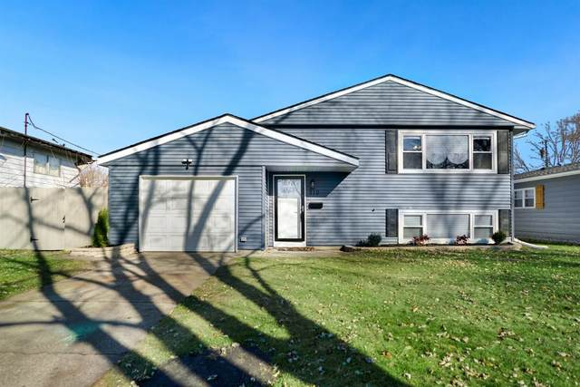 710 E 40th Place, Griffith, IN 46319 (MLS #485070) :: McCormick Real Estate