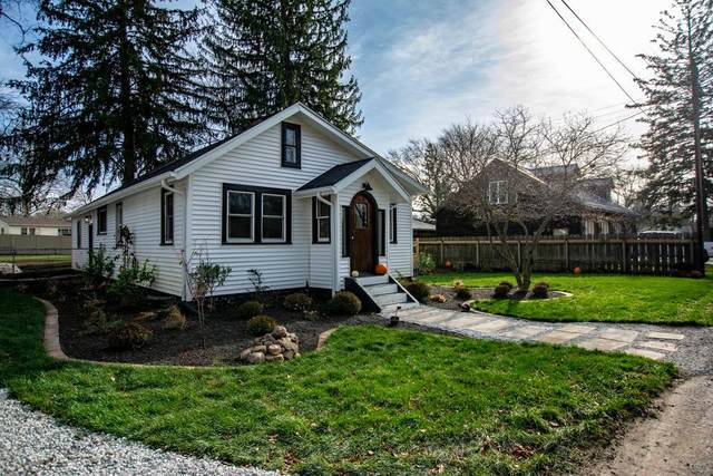 7391 N Park Drive, New Carlisle, IN 46552 (MLS #485085) :: Rossi and Taylor Realty Group