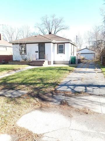 3737 Lincoln Street, Gary, IN 46408 (MLS #485090) :: McCormick Real Estate