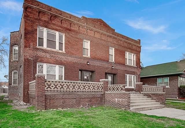 31-33 Elizabeth Street, Hammond, IN 46320 (MLS #485178) :: McCormick Real Estate