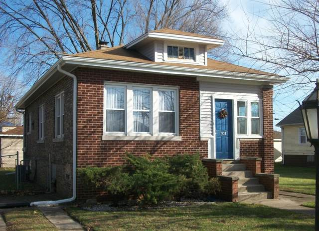 7139 Marshall Avenue, Hammond, IN 46323 (MLS #485180) :: Lisa Gaff Team