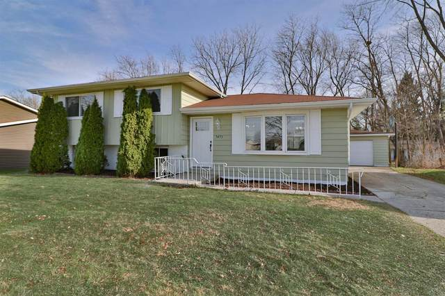 7473 Chase Street, Merrillville, IN 46410 (MLS #485190) :: Rossi and Taylor Realty Group