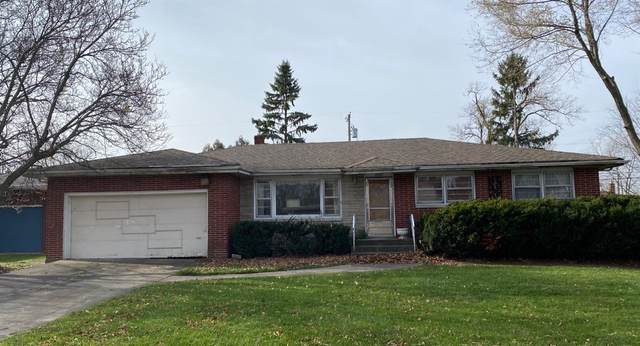 5444 Van Buren Street, Merrillville, IN 46410 (MLS #485264) :: McCormick Real Estate