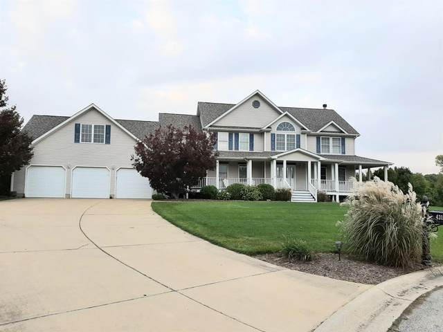 431 Creekwood Drive, Valparaiso, IN 46383 (MLS #485314) :: Rossi and Taylor Realty Group