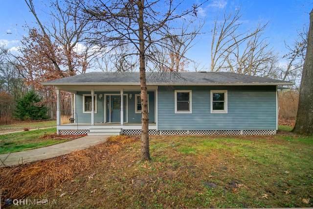 9720 E 500 N, Grovertown, IN 46531 (MLS #485324) :: McCormick Real Estate