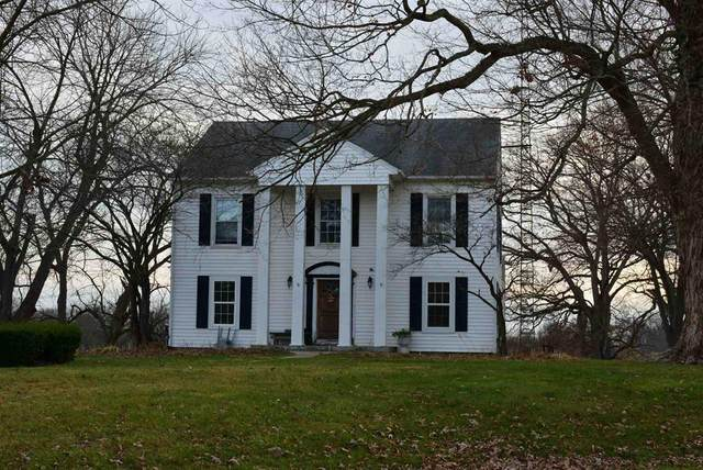 5603 N West Shafer Drive, Monticello, IN 47960 (MLS #485380) :: McCormick Real Estate