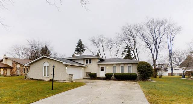 2501 W 63rd Court, Merrillville, IN 46410 (MLS #485403) :: McCormick Real Estate