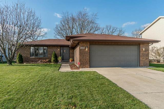2104 Castleview Drive, Schererville, IN 46375 (MLS #485491) :: McCormick Real Estate