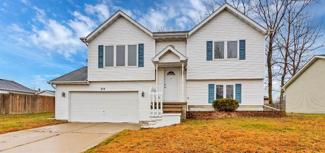 219 Sandalwood Drive, Valparaiso, IN 46385 (MLS #485511) :: Rossi and Taylor Realty Group
