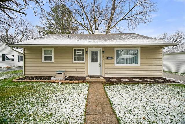 606 Parkside Avenue, Valparaiso, IN 46383 (MLS #485528) :: Rossi and Taylor Realty Group