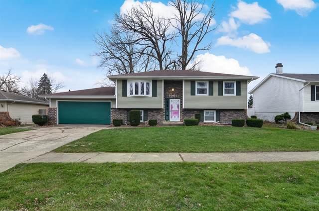 3001 Crabapple Lane, Hobart, IN 46342 (MLS #485654) :: McCormick Real Estate