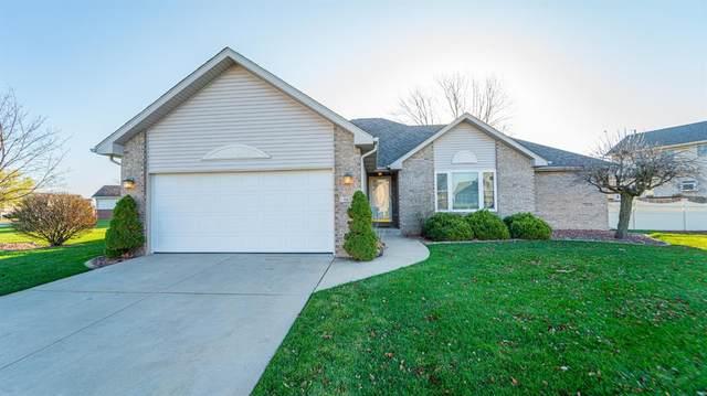 165 Quail Drive, Hobart, IN 46342 (MLS #485732) :: McCormick Real Estate