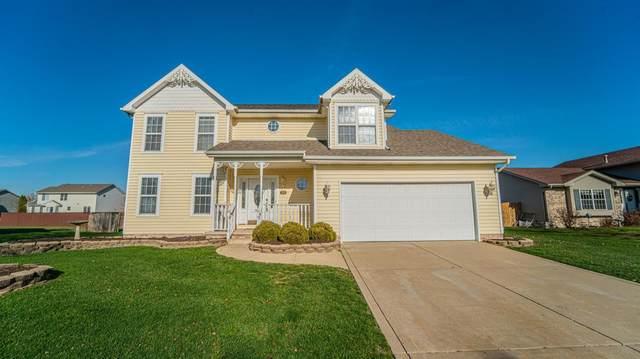 212 Quail Drive, Hobart, IN 46342 (MLS #485761) :: McCormick Real Estate