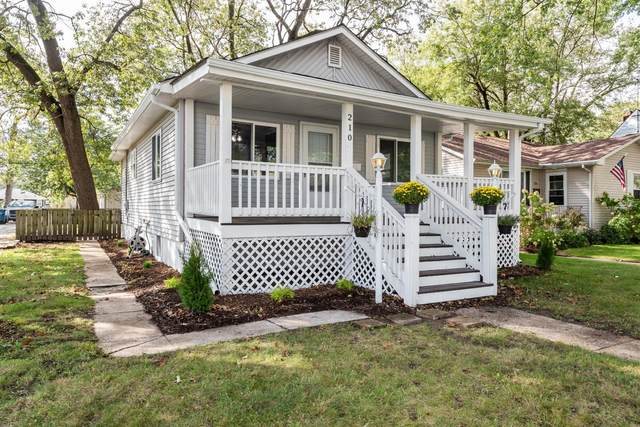 210 N Raymond Street, Griffith, IN 46319 (MLS #486006) :: Rossi and Taylor Realty Group