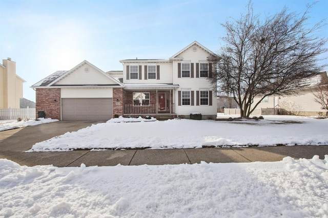 1453 Rhett Court, Schererville, IN 46375 (MLS #486556) :: Rossi and Taylor Realty Group