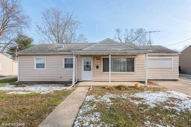 619 N Cline Avenue, Griffith, IN 46319 (MLS #486723) :: Rossi and Taylor Realty Group