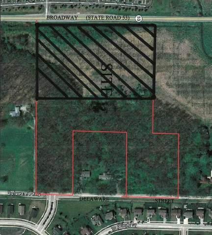11717 Delaware Street, Crown Point, IN 46307 (MLS #486738) :: McCormick Real Estate