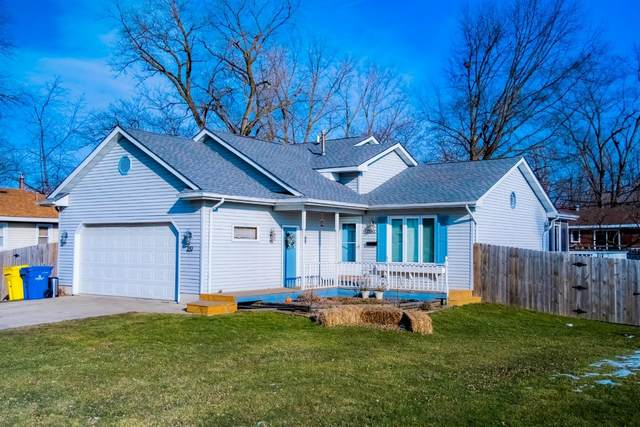 1151 N Wheeler Street, Griffith, IN 46319 (MLS #487045) :: Rossi and Taylor Realty Group