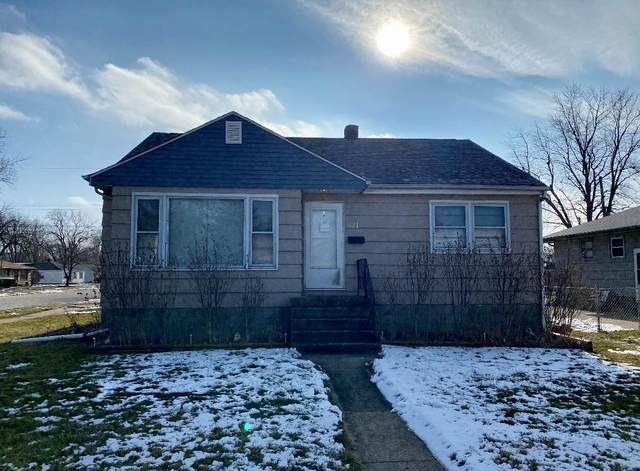 321 E Glen Park Avenue, Griffith, IN 46319 (MLS #487060) :: Rossi and Taylor Realty Group