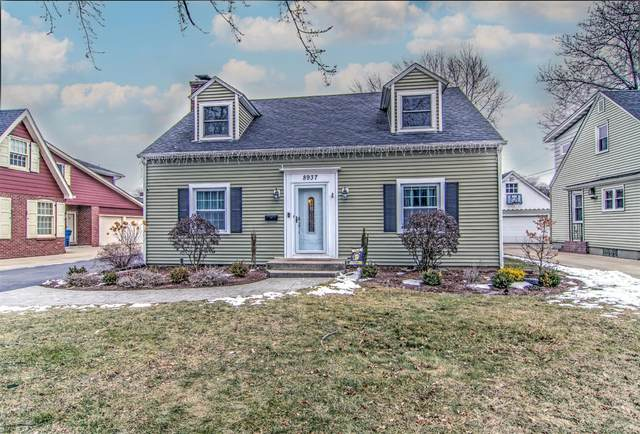 8937 Southmoor Avenue, Highland, IN 46322 (MLS #487110) :: Rossi and Taylor Realty Group