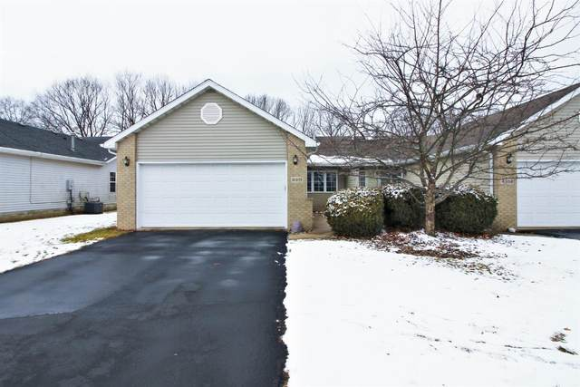 4911 W 93rd Terrace, Crown Point, IN 46307 (MLS #487378) :: McCormick Real Estate