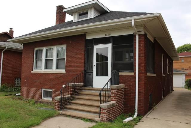 1610 Davis Avenue, Whiting, IN 46394 (MLS #487851) :: Lisa Gaff Team