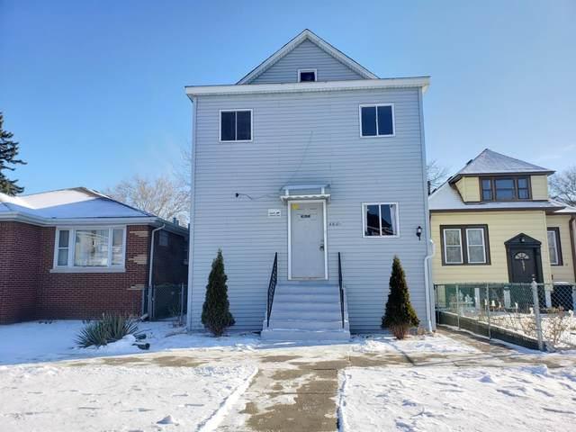 4845 Wegg Avenue, East Chicago, IN 46312 (MLS #487900) :: McCormick Real Estate