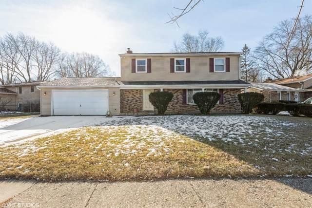 717 W 65th Lane, Merrillville, IN 46410 (MLS #487957) :: McCormick Real Estate