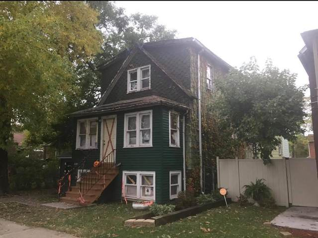 3916 Evergreen Street, East Chicago, IN 46312 (MLS #488183) :: McCormick Real Estate