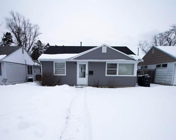 145 N Cavender Street, Hobart, IN 46342 (MLS #488292) :: McCormick Real Estate