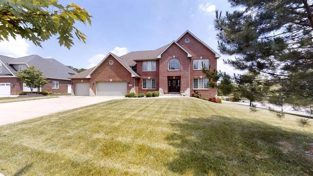 9025 Crooked Bend Street, St. John, IN 46373 (MLS #488420) :: McCormick Real Estate