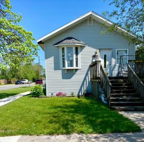 1122 W 144th Street, East Chicago, IN 46312 (MLS #488525) :: McCormick Real Estate
