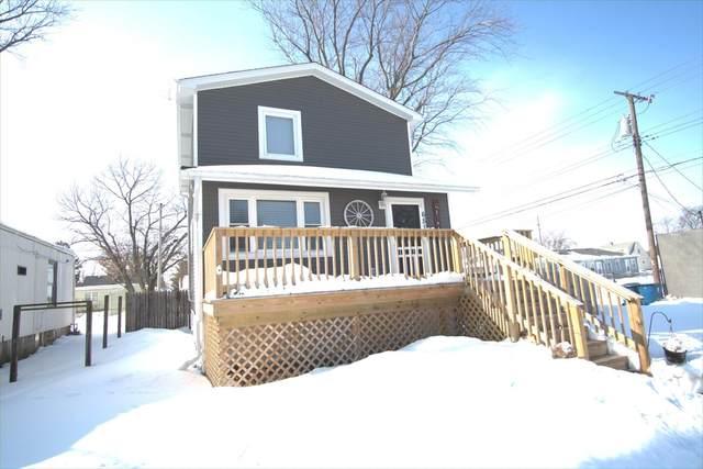 6518 Parrish Avenue, Hammond, IN 46323 (MLS #488627) :: McCormick Real Estate