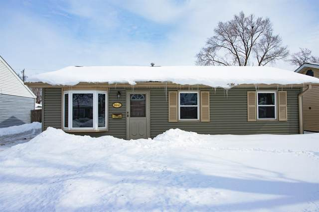 6643 Missouri Avenue, Hammond, IN 46323 (MLS #488666) :: McCormick Real Estate