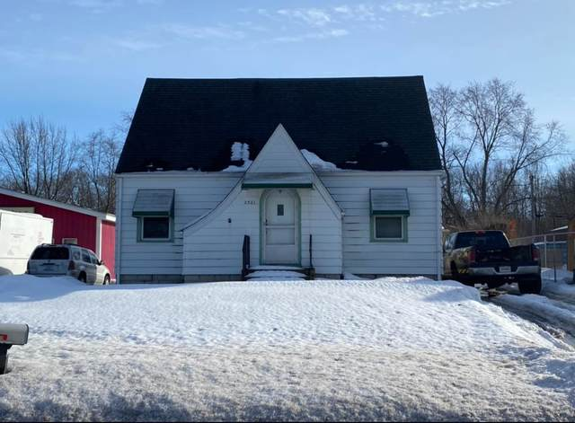 2501 W 37th Avenue, Hobart, IN 46342 (MLS #488678) :: McCormick Real Estate