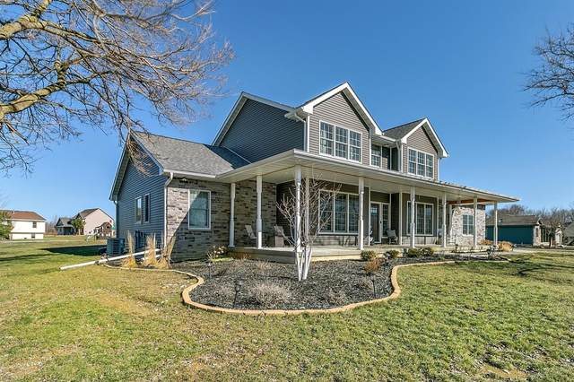 1870 W 174th Pl, Lowell, IN 46356 (MLS #488732) :: McCormick Real Estate