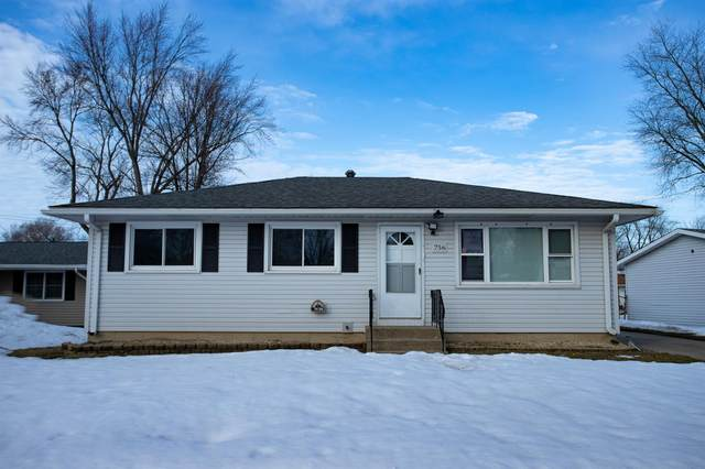 756 W 70th Place, Merrillville, IN 46410 (MLS #488763) :: Rossi and Taylor Realty Group