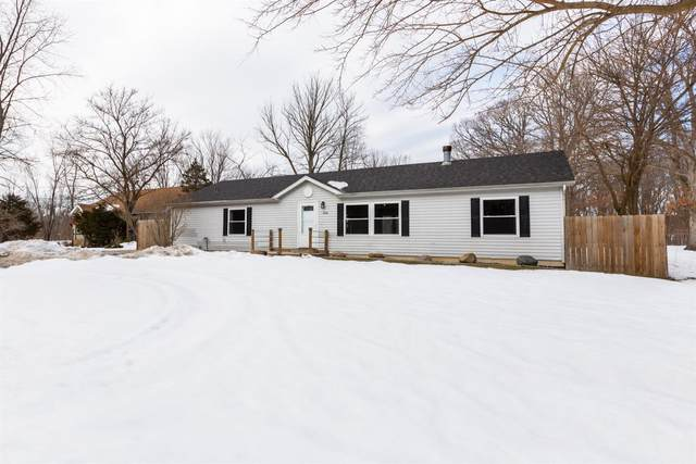 6718 W 134th Place, Cedar Lake, IN 46303 (MLS #488840) :: Rossi and Taylor Realty Group