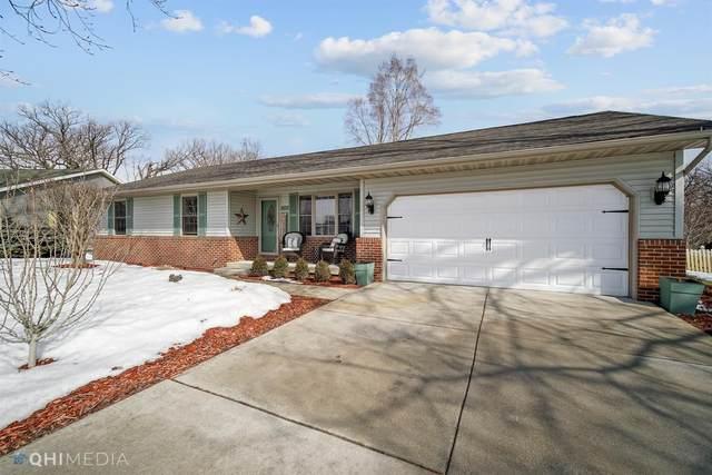 15711 Stevenson Place, Lowell, IN 46356 (MLS #488864) :: McCormick Real Estate