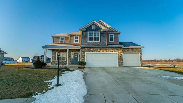 5301 E 111th Avenue, Crown Point, IN 46307 (MLS #488880) :: McCormick Real Estate
