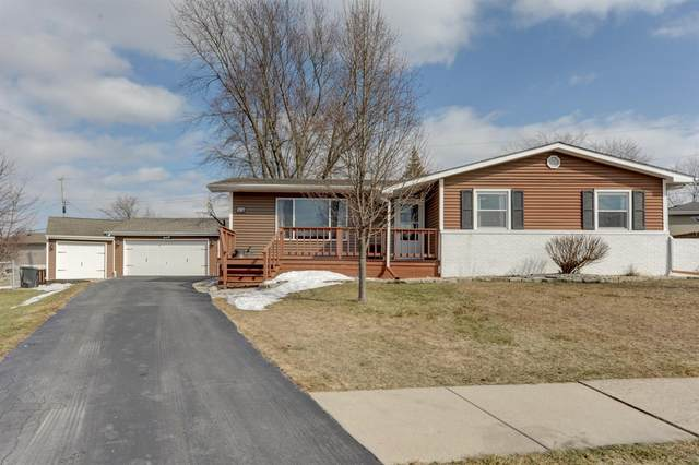 8377 Webster Court, Crown Point, IN 46307 (MLS #488925) :: McCormick Real Estate