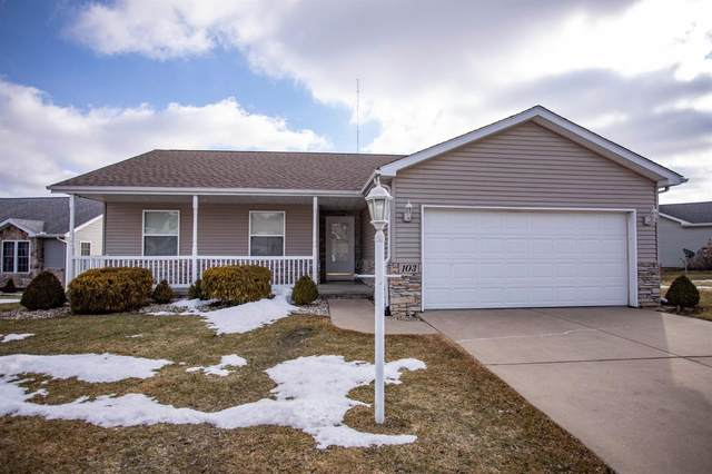 103 Whispering Boulevard, Laporte, IN 46350 (MLS #488986) :: Lisa Gaff Team