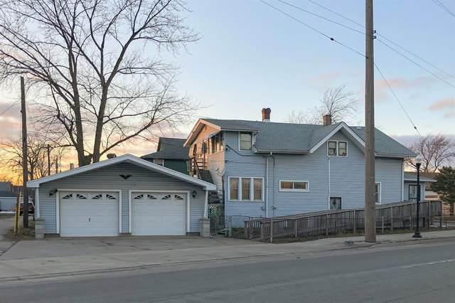 1168 Wilcox Street, Hammond, IN 46320 (MLS #489060) :: McCormick Real Estate