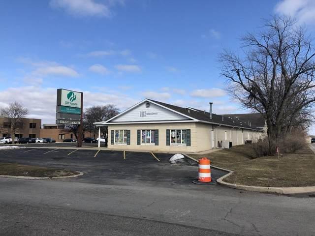 8695-8699 Broadway, Merrillville, IN 46410 (MLS #489073) :: McCormick Real Estate