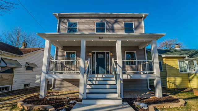 6711 Northcote Avenue, Hammond, IN 40324 (MLS #489157) :: McCormick Real Estate