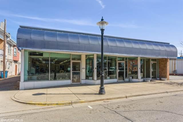 912 Franklin Street, Michigan City, IN 46360 (MLS #489252) :: McCormick Real Estate